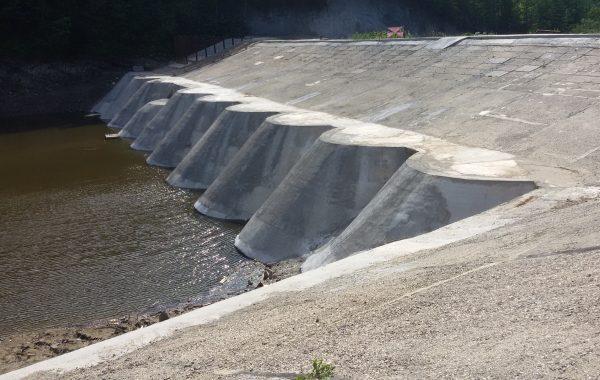 Обследование ГЭС