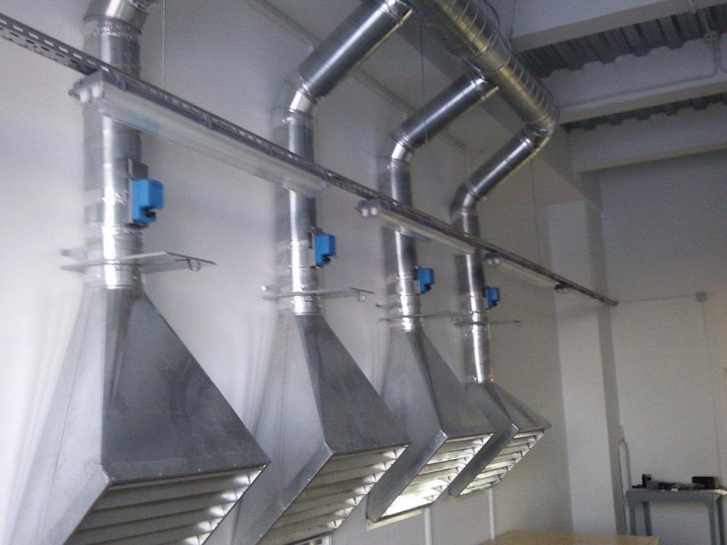 Независимая экспертиза проекта производственной вентиляции