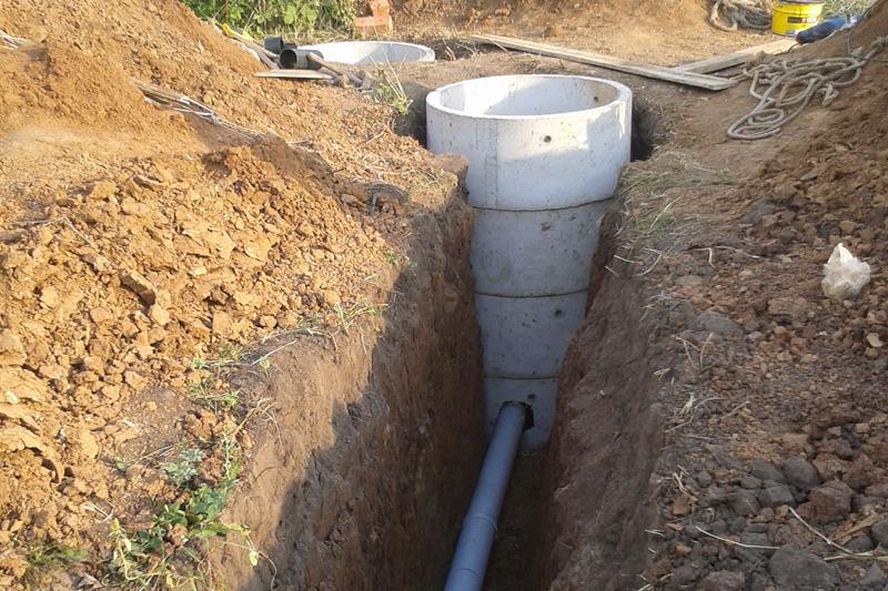 Инженерная экспертиза сети канализации