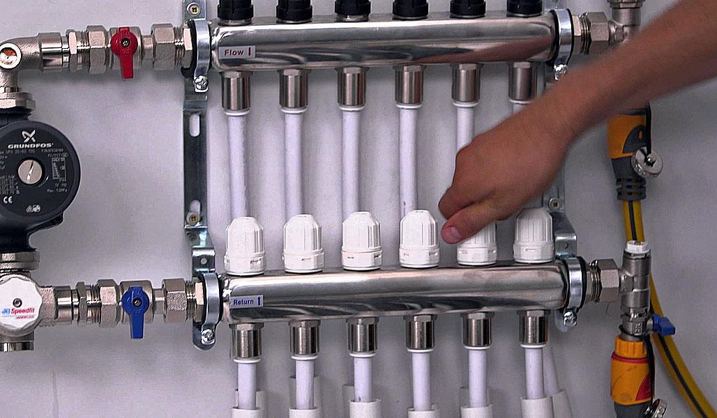 Экспертиза труб отопления