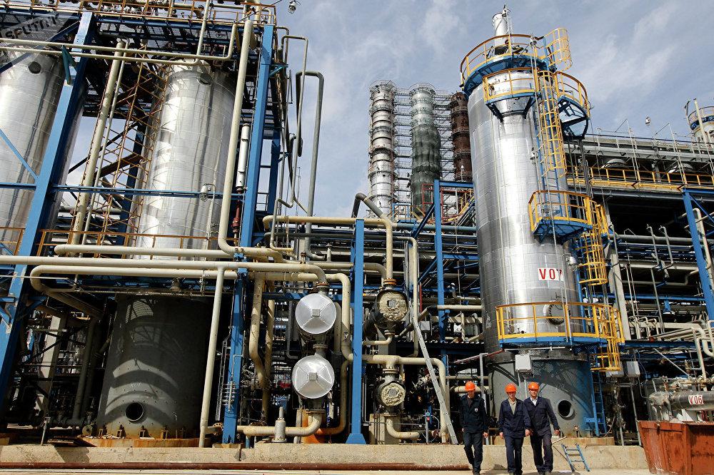 Инженерная экспертиза нефтедобывающего предприятия
