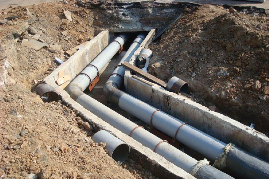 Независимое обследование канализации