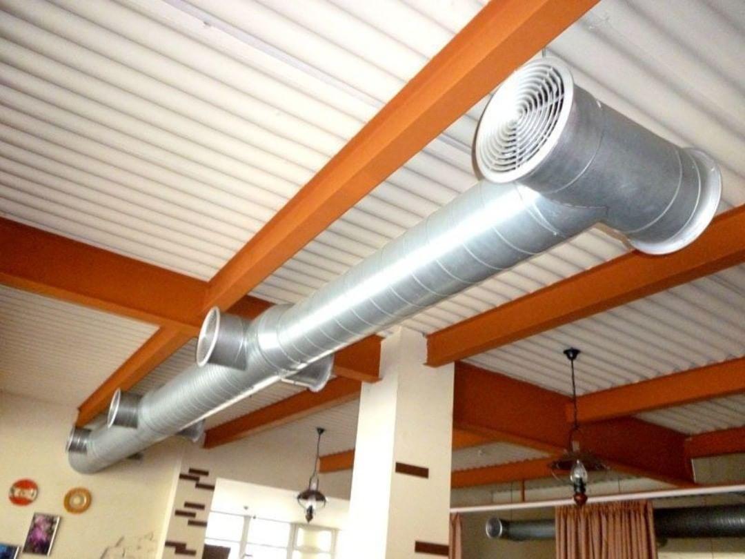 Экспертиза вентиляции в квартире