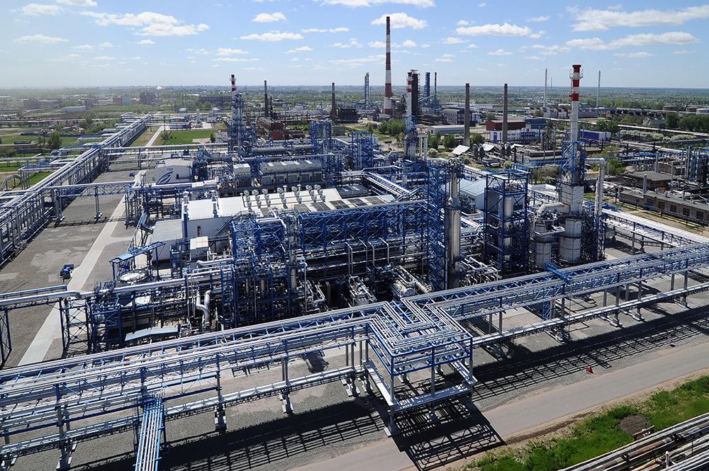 Независимая экспертиза нефтедобывающего завода