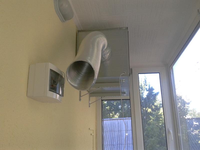 Экспертиза системы вентиляции квартиры