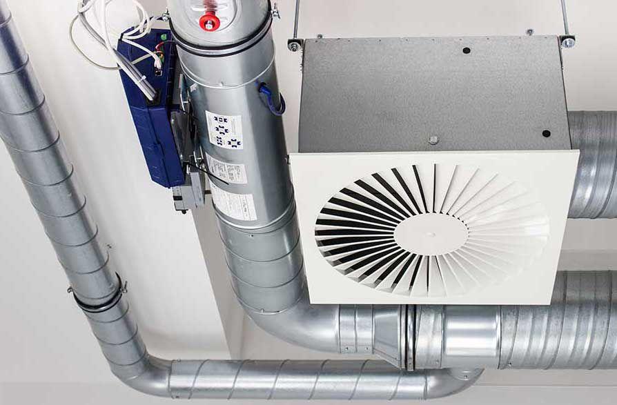 Экспертиза вентиляции в многоквартирном доме