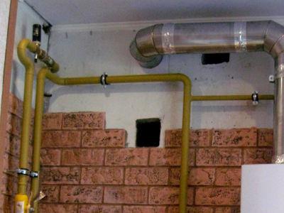 Инженерная экспертиза внутреннего газопровода