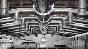 Экспертные работы по системам вентиляции