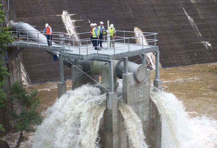 Техническая экспертиза ГЭС
