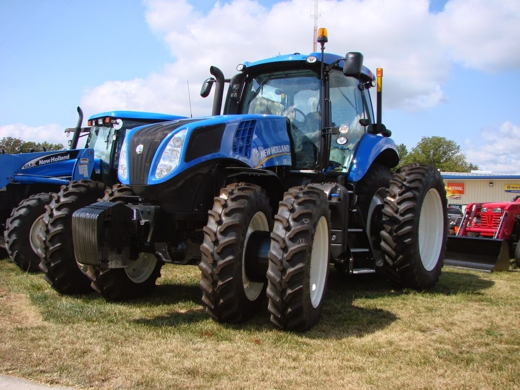 Экспертиза трактора