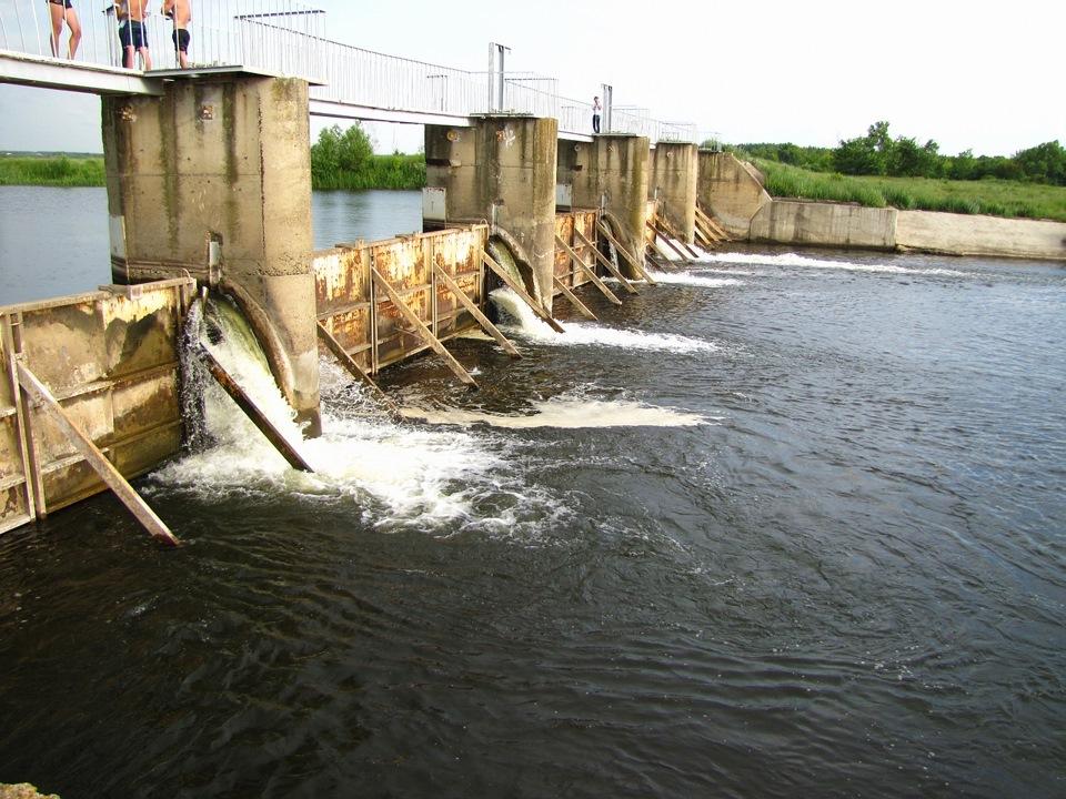 Обследование гидроэлектростанции