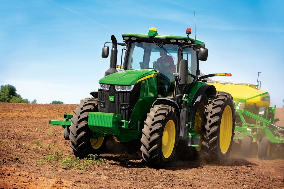 Техническая экспертиза трактора