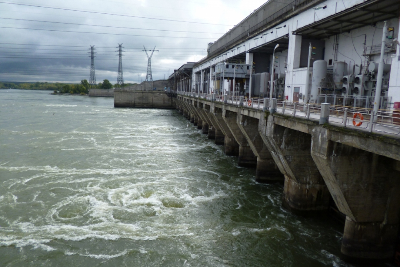 Техническая экспертиза гидроэлектростанции