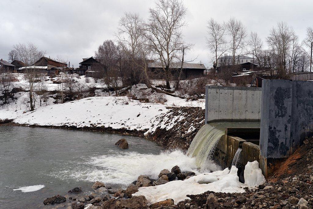 Экспертное обследование ГЭС