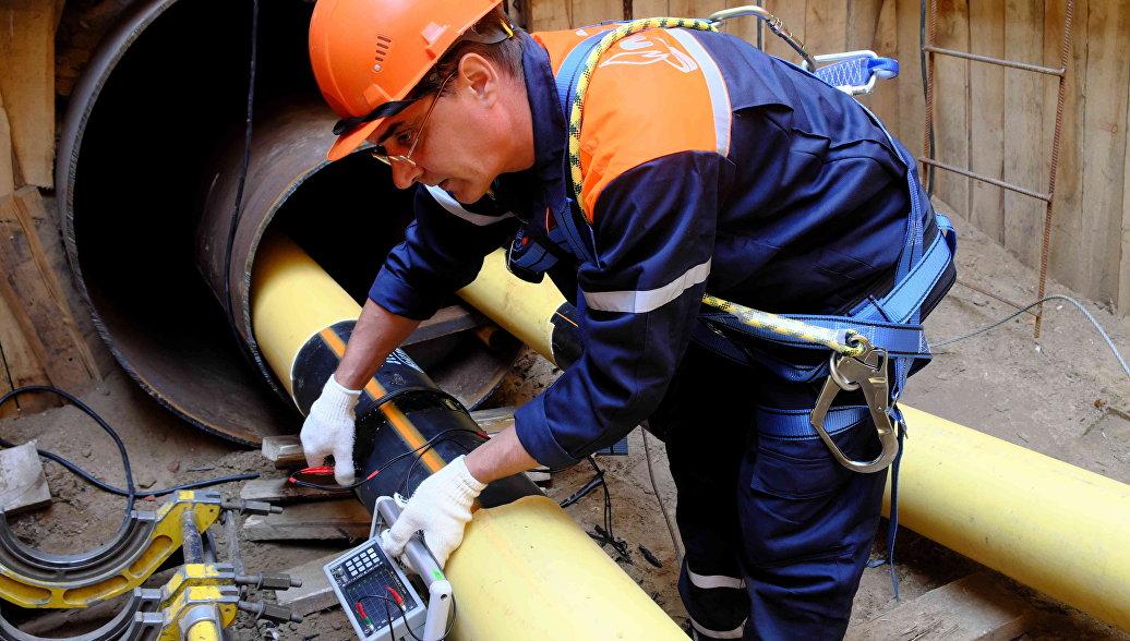 Инженерная экспертиза стального газопровода