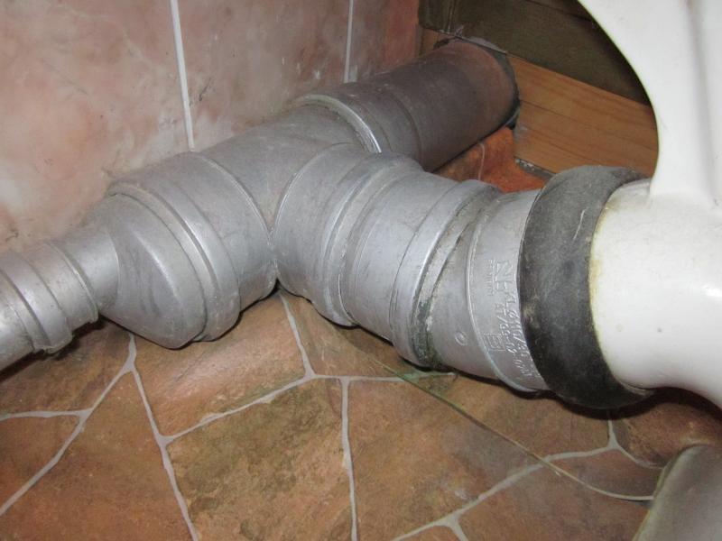 Инженерная экспертиза труб канализации сонаром