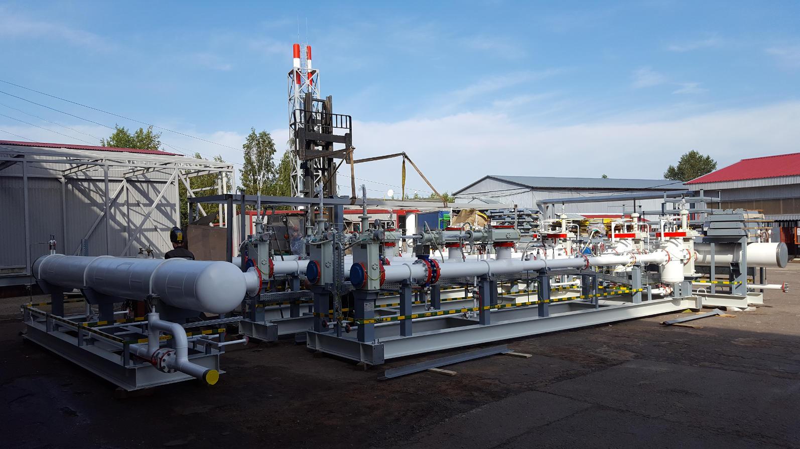 Техническая экспертиза нефтедобывающего оборудования