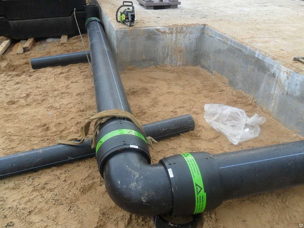 Независимая экспертиза канализации на наличие протечки