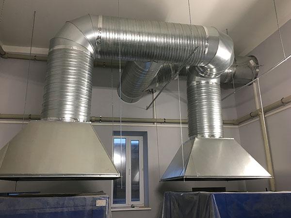 Экспертиза проекта производственной вентиляции