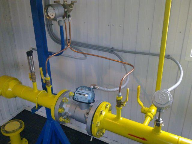 Инженерная экспертиза по газу