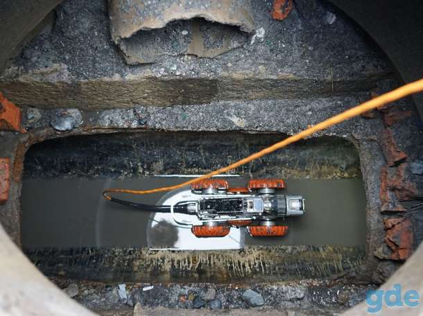 Судебная экспертиза канализации видеокамерой: цена