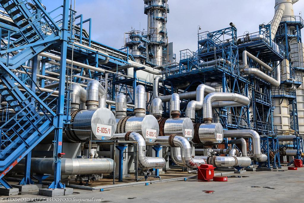 Экспертиза нефтедобывающего комплекса
