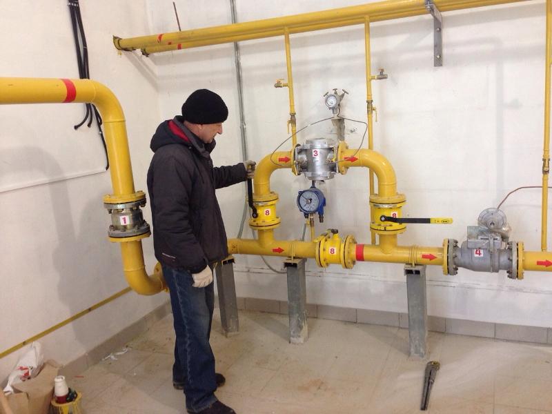 Инженерная экспертиза узла учета газа