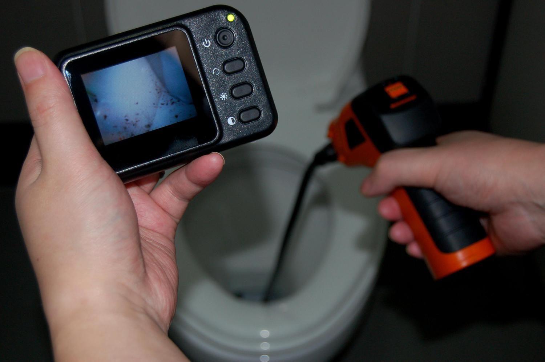 Техническая экспертиза канализации видеокамерой: цена в Москве и Московской области