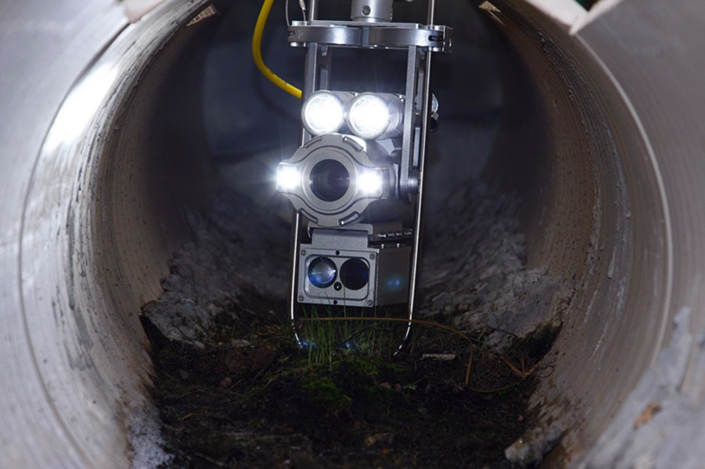 Техническая экспертиза канализации видеокамерой: цена
