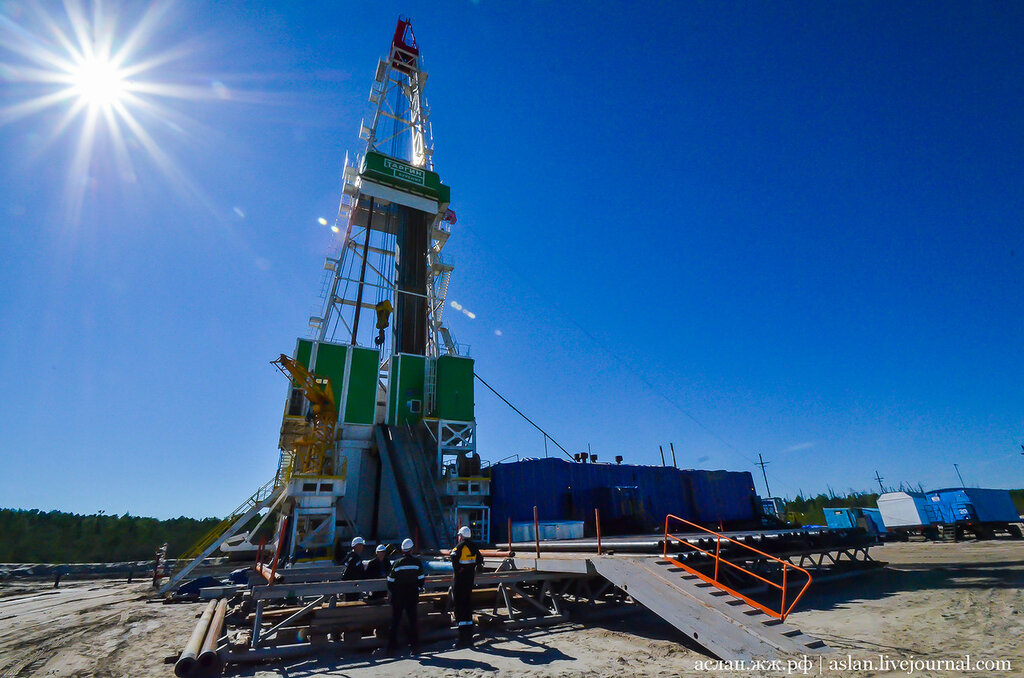 Независимая экспертиза нефтедобывающего производства