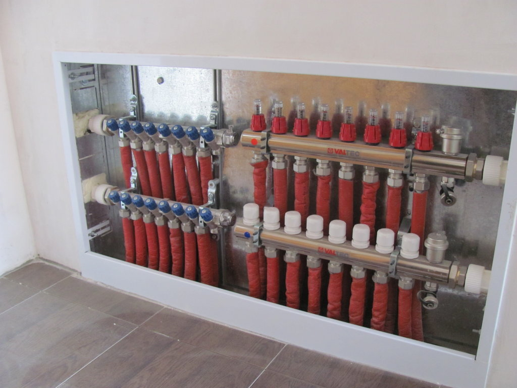 Независимая экспертиза батареи отопления