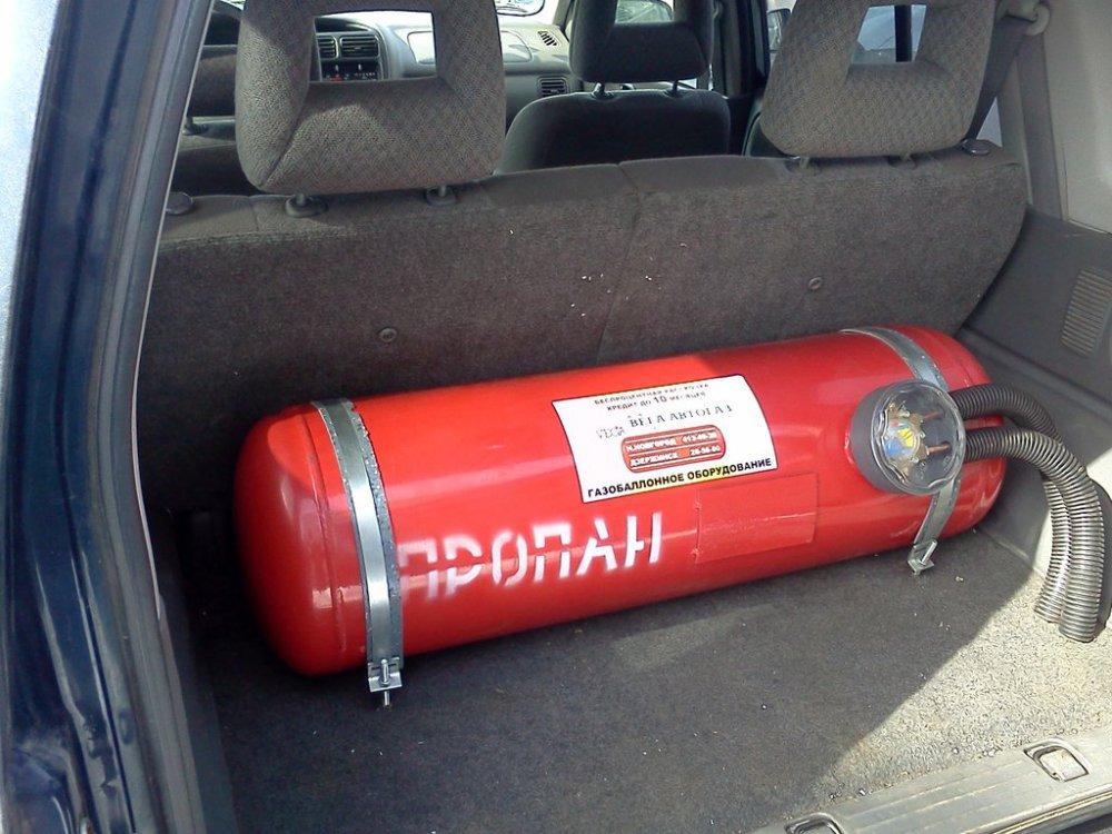 Независимая экспертиза газового оборудования автомобиля