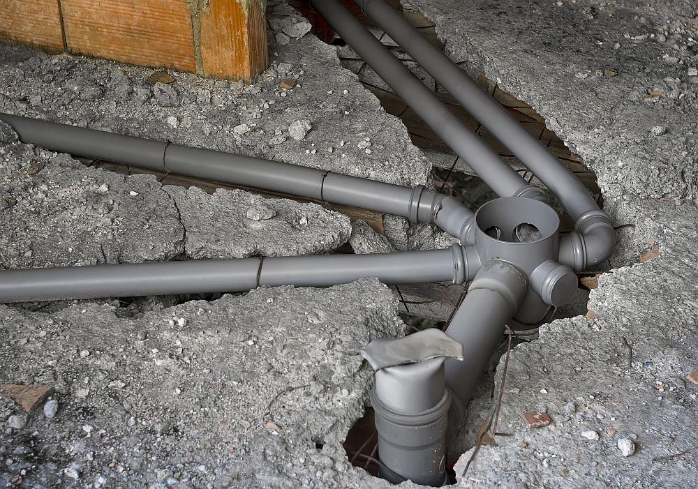 Инженерная экспертиза наружных сетей канализации