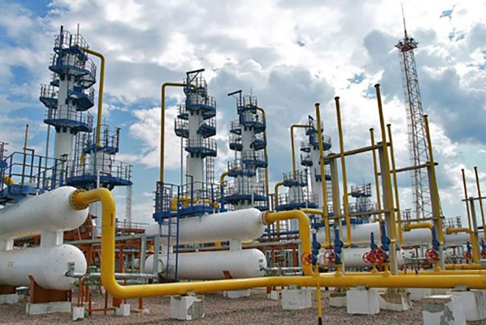 Комплексное обследование газопровода