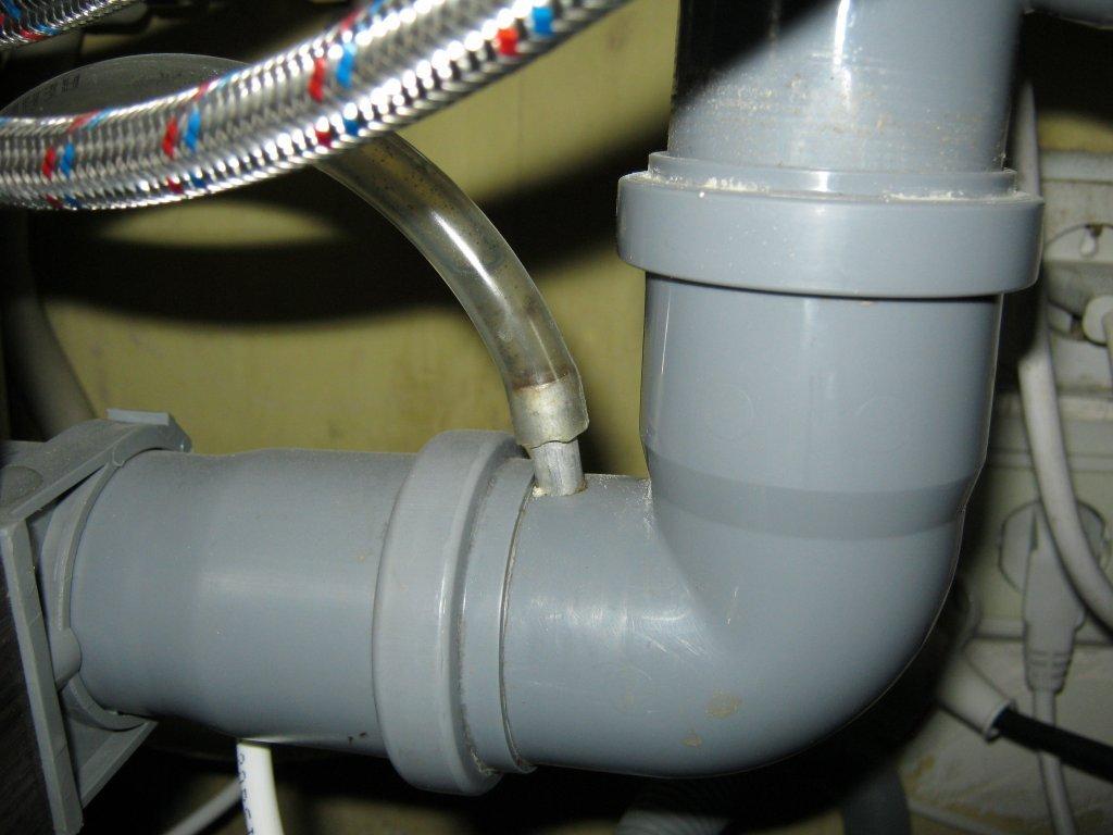 Инженерная экспертиза канализационной трубы в квартире