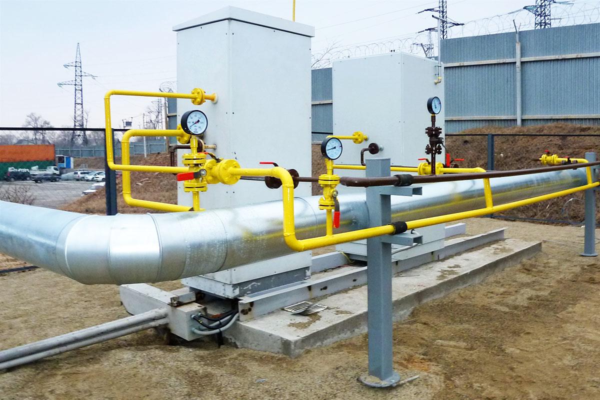 Негосударственная техническая экспертиза газопровода