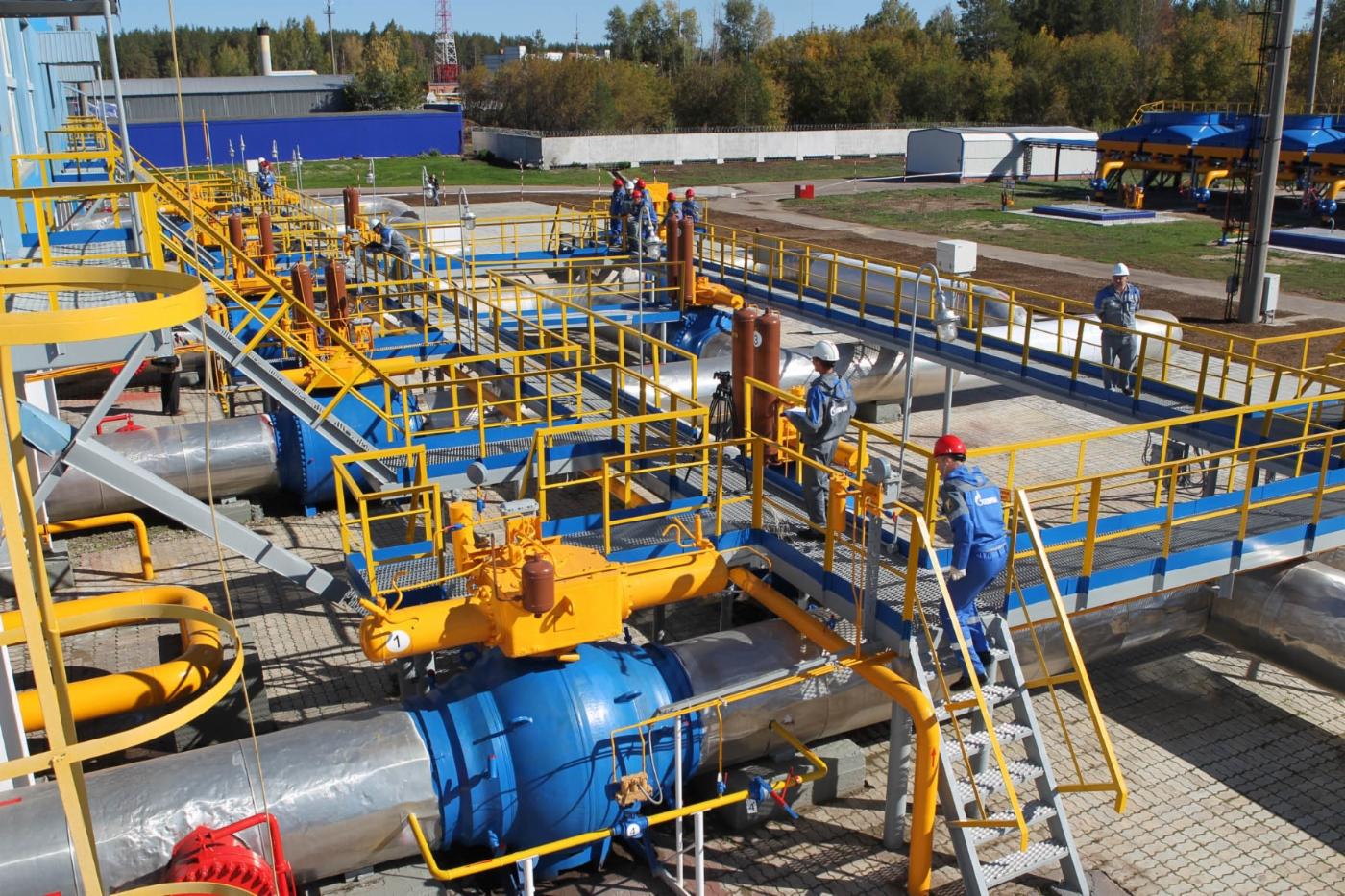 Магистральный газопровод: судебная экспертиза